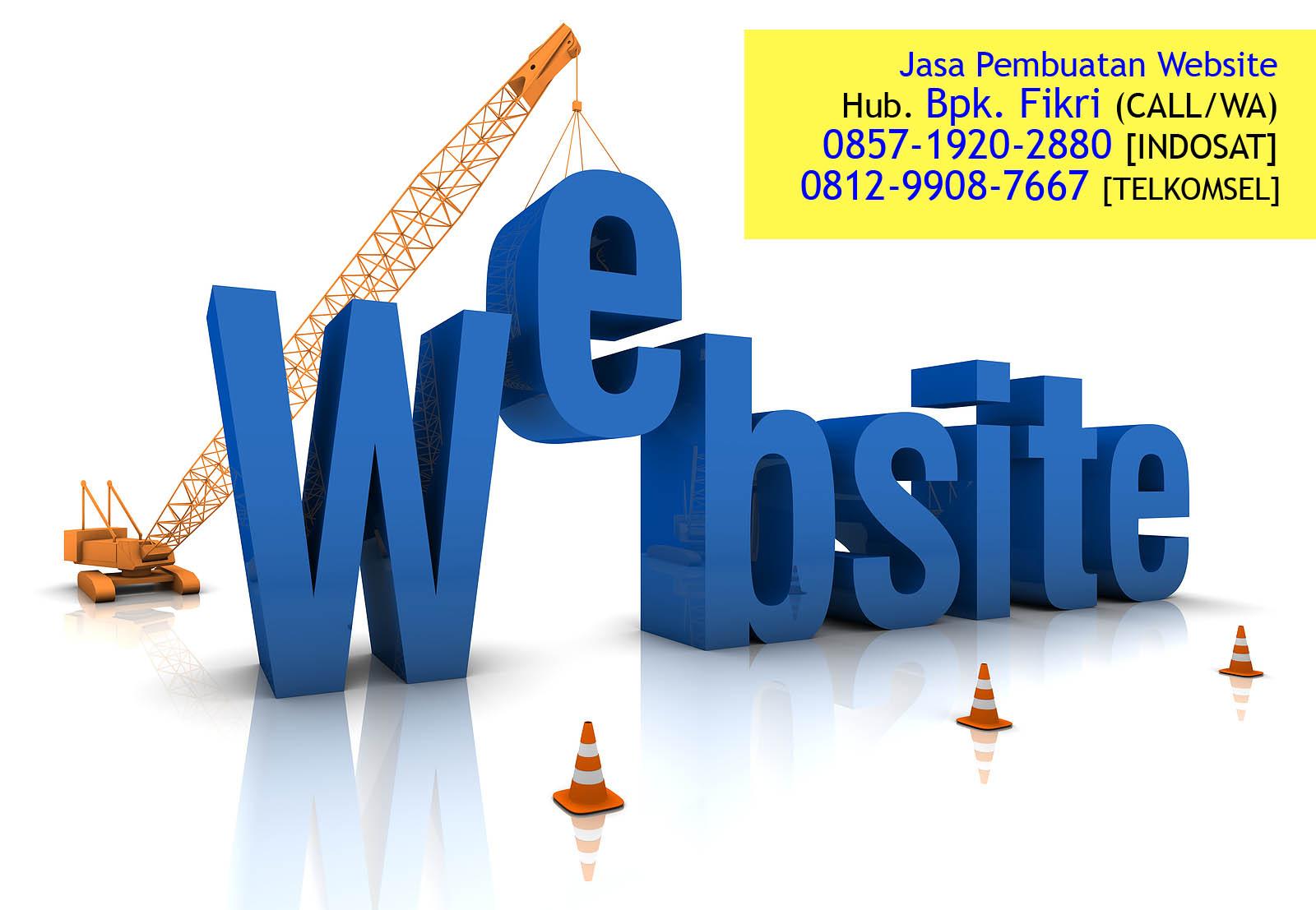 Jasa Pembuatan Website Murah di Bekasi