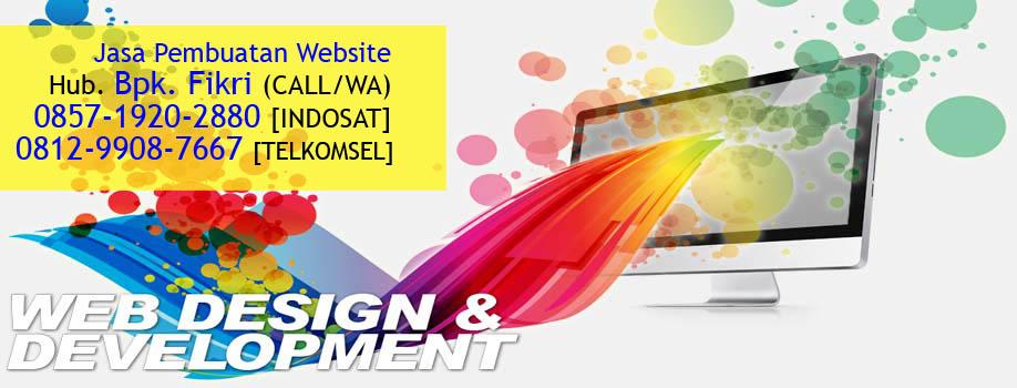 Jasa Pembuatan Website Murah Bekasi