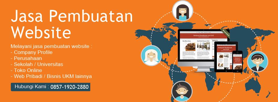 Jasa Buat Website Murah di Bekasi