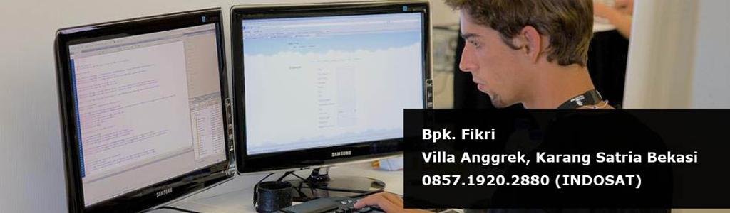 Jasa Pembuatan Website dan SEO di Bekasi Jakarta | 0857-1920-2880